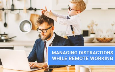 Managing Distractions while Remote Working