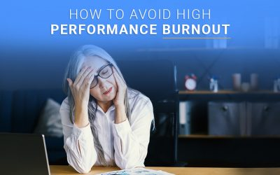 How to Avoid High Performance Burnout